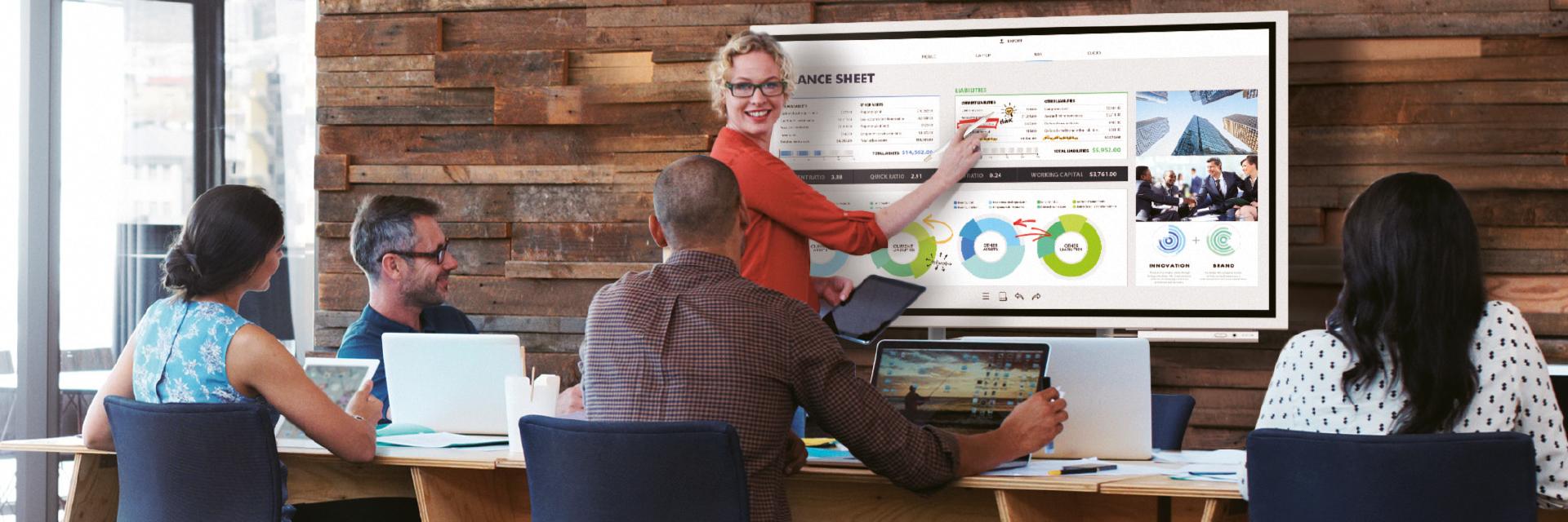 Monitor Interaktywny jako nowoczesne narzędzie w pracy nauczyciela